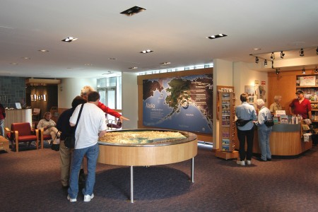 Begich, Boggs Visitor Center
