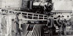 Seward Railroad History