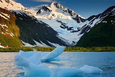 Begich Boggs & Portage Glacier History