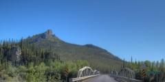 Olgilvie River Bridge