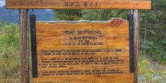 Billy Mitchell Mt Historical Roadstop (mi 52)