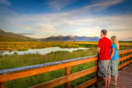 Anchorage Coastal Wildlife Refuge - Potter Marsh