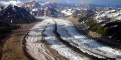 Lower Ruth Glacier