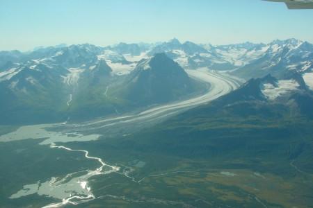 Schwan Glacier