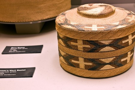 71. Tlingit Baskets - Spruce Root