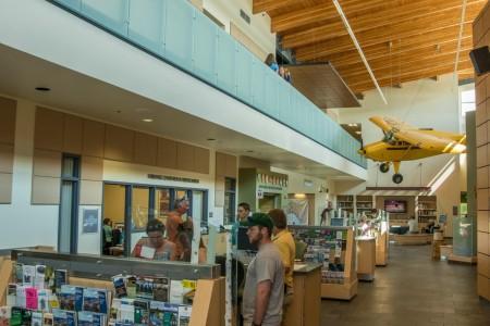 Morris Thompson Cultural & Visitors Center