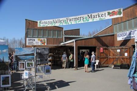 Fairbanks Area Farmers Markets