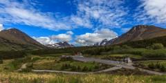 Glen Alps Overlook