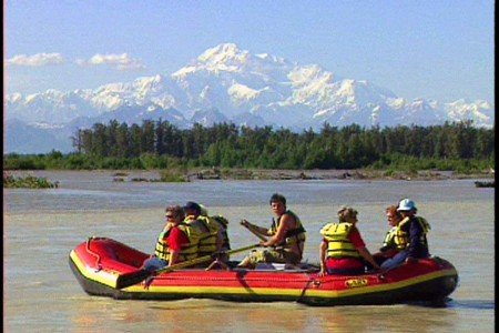 Denali View Raft Adventure Tour
