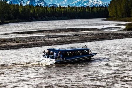 Mahay's Jet Boat Adventures