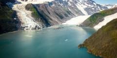 Barry Glacier Flyover