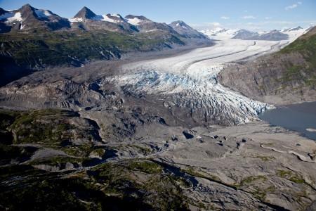 Shoup Glacier Flyover