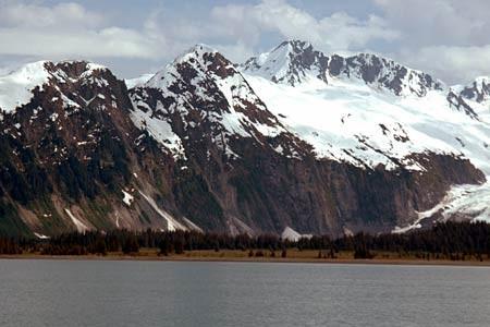Amherst Glacier
