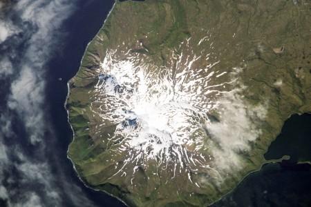 Tanaga Volcano