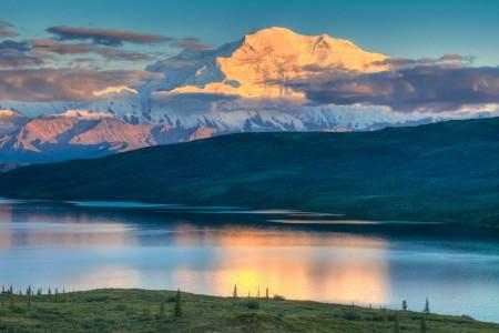 Denali (Mount McKinley) 20,310 feet
