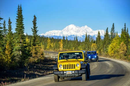 Denali Highway Jeep Excursions & Rentals