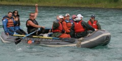 Alaska River Adventures Kenai River Rafting