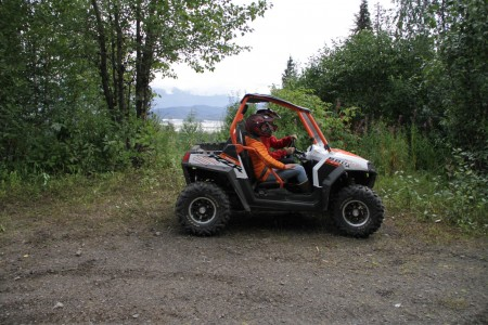Alaska Mountain Guides - Last Frontier ATV Adventure