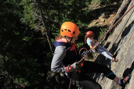 Alaska Mountain Guides - Rock Climbing & Ziplining