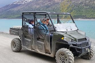 Riding alaska atv eklutna Jill gallery p9tnu5