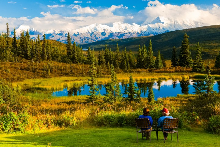 Lies in the heart of the expanded boundaries of Denali National Park