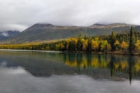 Kontrashibuna Lake Trail