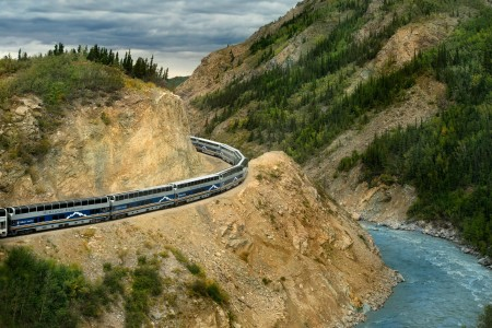 Denali Rail Tours (Anchorage - Talkeetna - Denali - Fairbanks)