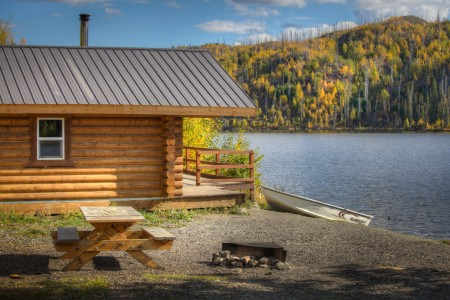 Ohmer Lake Cabin