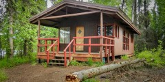 Red Shirt Lake Cabin #1