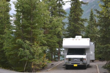 Quartz Creek Campground & Boat Launch