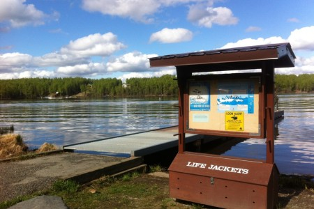 Nancy Lake State Recreation RV Park
