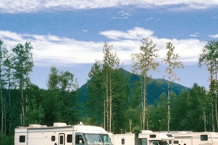 Skagway Mountain View RV Park