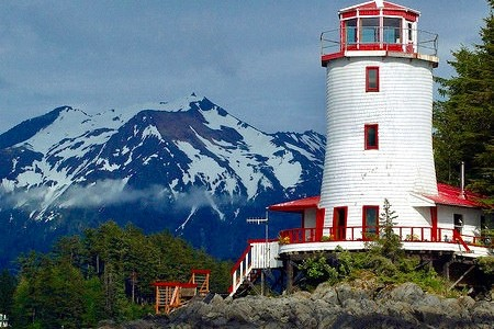 Sitka Lighthouse