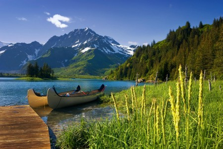 Alaska Rivers, Backcountry and Fjords Vacation