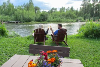 Couples northern exposure adventure package couples northern exposure 2