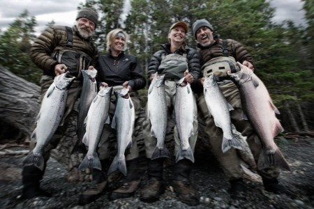 Alaska Fishing with Mark Glassmaker