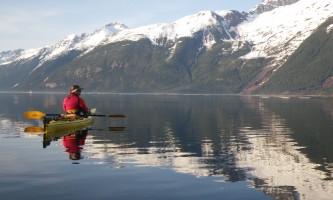Alaska mountain guides sea kayaking IMGP09222019