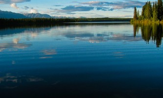 Alaska Nature Guides Byers Lake 22019