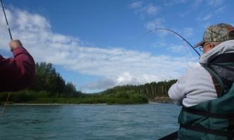 Alaska River Adventures Fishing P10206132019