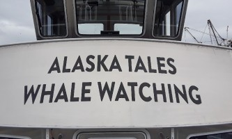 Alaska Tales Whale Watching Brian part0