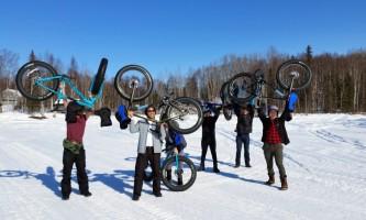Alaska trail guides The Boys