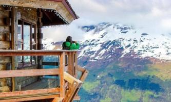 Alaska trail guides Bike and Tram Girdwood 3