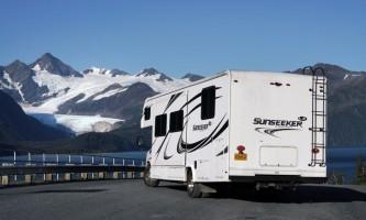 Alaska highway cruisessunseeker 12 rv