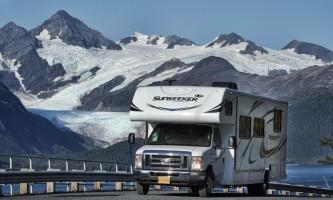 Alaska highway cruisessunseeker 11 rv