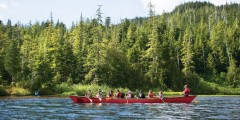 Backcountry Jeep and Canoe Safari