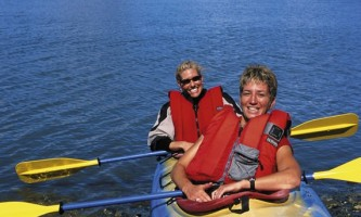 Glacier view sea kayaking Glacier Sea Kayaking2 Alaska Travel Adventures