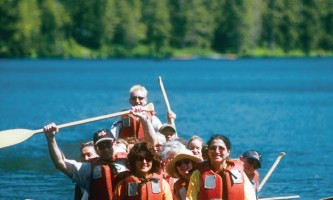 Rain forest canoe adventures 3