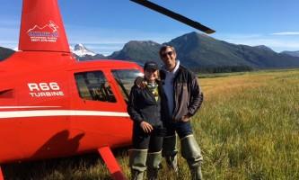 Alaska ultimate safaris helicopter flightseeing IMG 50582019