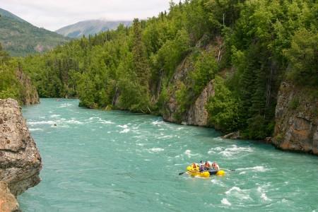 Kenai River Rafting