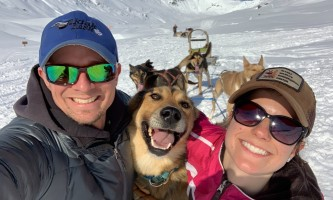 Liz Failor Mountain Mushing Adventure alaska alaskan husky adventures